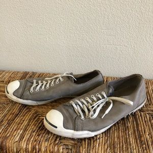 d9155f374bdb Converse Shoes - Converse Jack Purcell Men s Sneakers Size 13 Gray